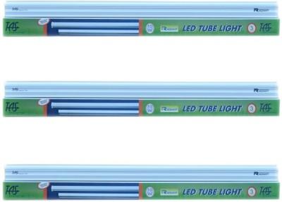 Radiant 2 feet Straight Linear LED(White, Pack of 3)