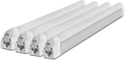 Imperial 7 Watt LED Tubelight, (Yellow, T5, 1 Feet) Pack of 4 Straight Linear LED