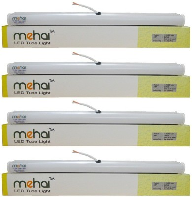 Mehai T5 5W 1FEET TUBE LIGHT PACK OF 4 Straight Linear LED