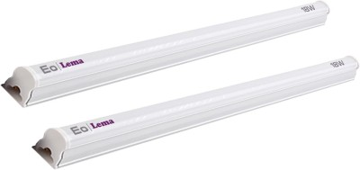 Eo Lema 18W Pack of 2 Tube light Straight Linear LED