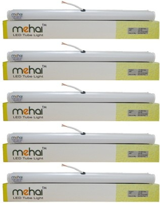 Mehai T5 5W 1FEET TUBE LIGHT PACK OF 5 Straight Linear LED