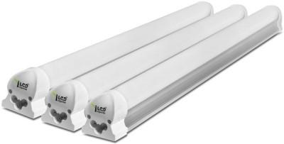 Imperial 5 Watt LED Tubelight, (Yellow, T8, 1 Feet) Pack of 3 Straight Linear LED