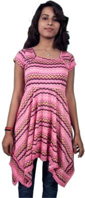 Miraaya Geometric Print Women's Tunic