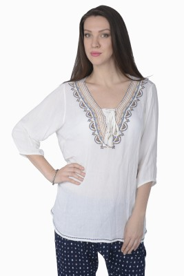 Miway Embroidered Women's Tunic