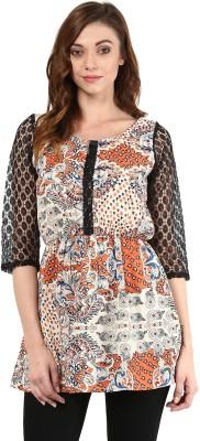 Seeyaar Floral Print Women's Tunic