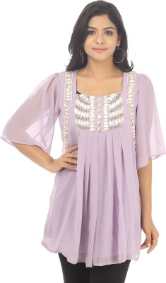 Live With Style Embellished Women,s Tunic
