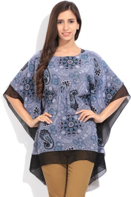 STYLE QUOTIENT BY NOI Printed Women's Tunic