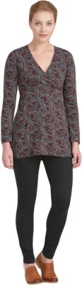 Kotty Floral Print Women's Tunic