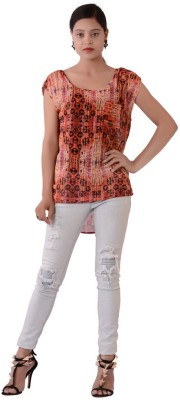 Fashnopolism Self Design Women's Tunic