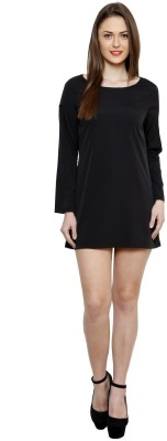 Gossip Girls Solid Women's Tunic