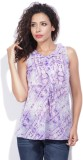 Style Quotient By Noi Printed Women's Tu...