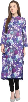 Love From India Printed Women's Tunic