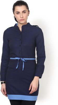 Kaaryah Solid Women's Tunic