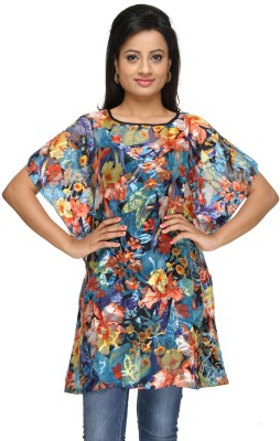 GardenVareli Floral Print Women's Tunic