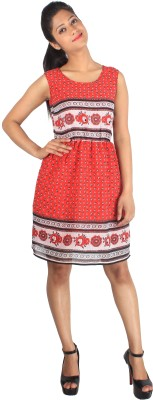 Su&Jay Printed Women,s Tunic