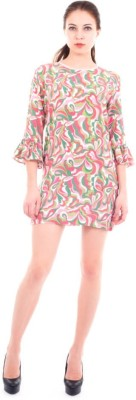 Forever9teen Printed Women's Tunic