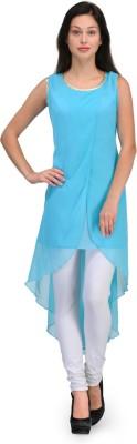 Adyana Solid Women's Tunic