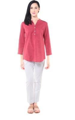 Lyla Striped Women's Tunic