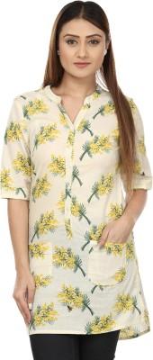 IROIRO Floral Print Women's Tunic