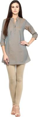 Nandhika Self Design Women's Tunic