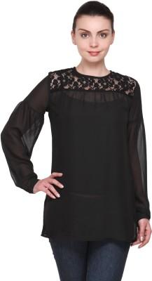 Karyn Solid Women's Tunic