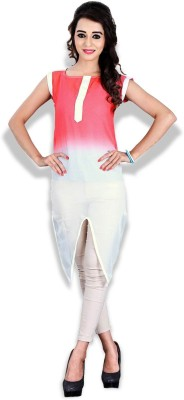 Vogue4all Solid Women's Tunic