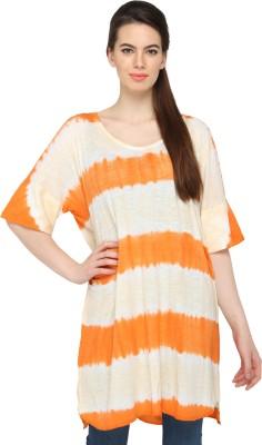 Ten on Ten Striped Women's Tunic