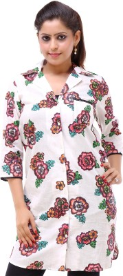 Kashana Fashions Floral Print Women's Tunic