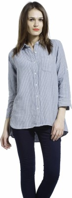SbuyS Striped Women's Tunic
