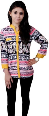 Styles Clothing Printed Women,s Tunic