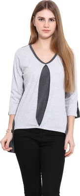 Why Knot Solid Women's Tunic