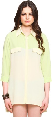 Zink London Solid Women's Tunic