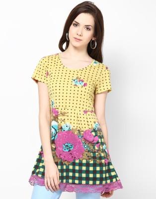 Kaxiaa Printed Women's Tunic