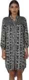Baba Rancho Printed Women's Tunic