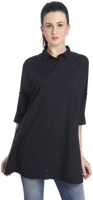 Only Solid Women's Tunic