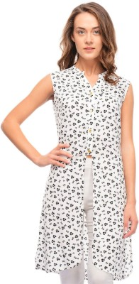I Know Printed Women,s Tunic