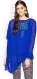 Global Desi Embroidered Women's Tunic