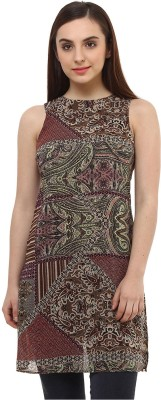 Oxolloxo Printed Women's Tunic