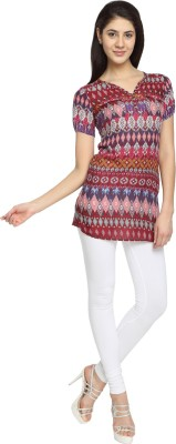 Texco Garments Graphic Print Women's Tunic