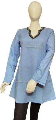 Miraaya Solid Women's Tunic