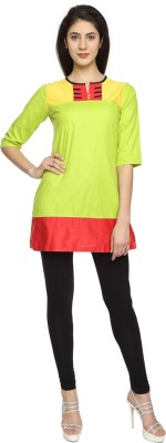 Texco Garments Woven, Solid Women's Tunic