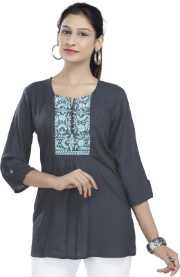 SHES Embroidered Women's Tunic
