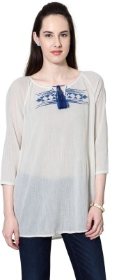 Allen Solly Embroidered Women's Tunic