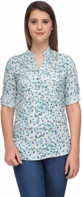 Kiosha Floral Print Women's Tunic