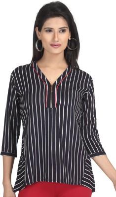 Tirumala Striped Women's Tunic
