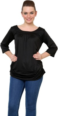 Finesse Solid Women's Tunic