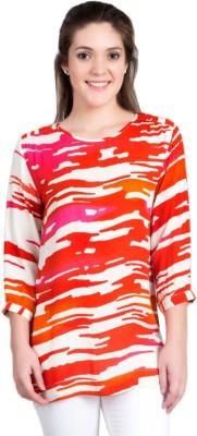 Vivante by VSA Printed Women's Tunic