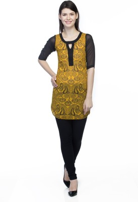 Primo Knot Printed Women's Tunic