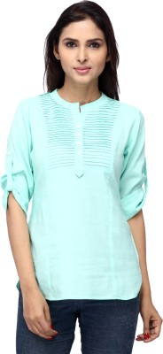 Lifestyle Retail Solid Women's Tunic