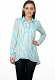 Rena Love Striped Women's Tunic